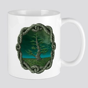 Celtic Knot Tree Mug